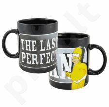 """Gigantiškas Simpsonų puodelis """"Paskutinis tobulas vyras"""" (850ml)"""
