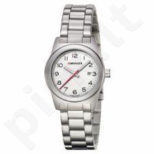 Moteriškas laikrodis WENGER FIELD COLOR 01.0411.134