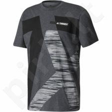 Marškinėliai Adidas Terrex Logo Tee M AZ2160