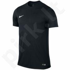Marškinėliai futbolui Nike PARK VI Junior 725984-010