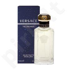 (Testeris)  Versace Dreamer, 100ml, tualetinis vanduo vyrams