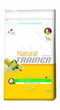 Trainer NATURAL ADULT mini (Jautiena/Ryžiai/Ženšenis) 800g