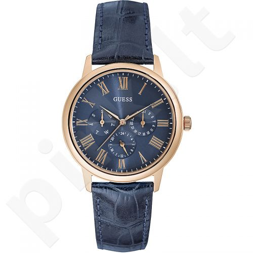 Vyriškas GUESS laikrodis W0496G4