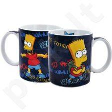 """Simpsonų puodelis """"Bartas"""""""