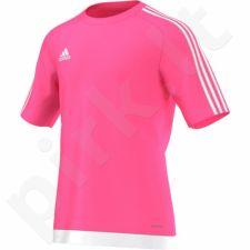 Marškinėliai futbolui Adidas Estro 15 Junior S16163
