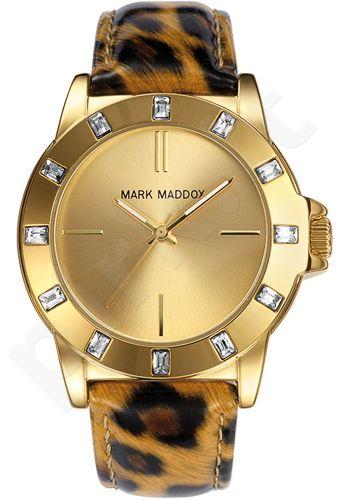 Moteriškas laikrodis Mark Maddox  Animal Print
