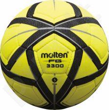 Futbolo kamuolys indoor F5G3300 veliūr. 5d.