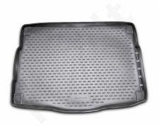 Guminis bagažinės kilimėlis KIA Ceed hb 2012-> (premium)  black /N21008