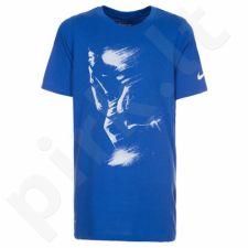Marškinėliai Nike DFCT Short Sleeve Neymar Art Tee Junior 842389-480