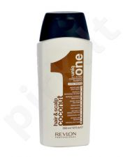 Revlon Uniq One Coconut Conditioning shampunas, kosmetika moterims, 300ml