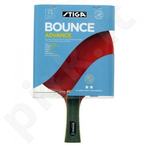 Raketė stalo tenisui STIGA Bounce Advance**