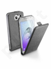 Samsung Galaxy A3(2016) dėklas Flap Essential Cellular juodas