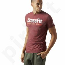 Marškinėliai Reebok CrossFit Forging Elite Fitness Tee M BJ9335