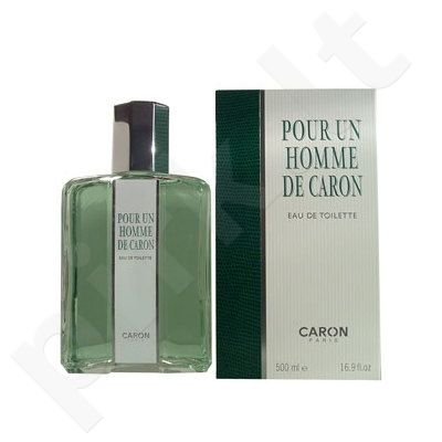 Caron Un Homme, 125ml, tualetinis vanduo vyrams