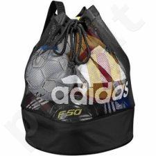 Krepšys kamuoliams adidas FB Ballnet E44309