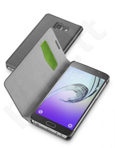 Samsung Galaxy A5(2016) dėklas Book Essential Cellular juodas