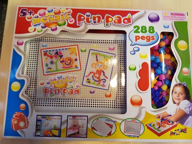 Kūrybinis žaidimas ESPIRO mozaika 288 det.