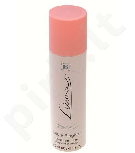 Laura Biagiotti Laura Rose, 150ml, dezodorantas moterims