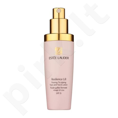 Esteé Lauder Resilience Lift SPF15 Face Neck Lotion, kosmetika moterims, 50ml