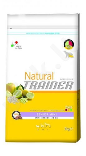 Trainer NATURAL SENIOR MINI (Vištiena/Kalakutiena) 2kg