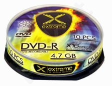 DVD-R Extreme [ cake box 10 | 4.7GB | 16x ]