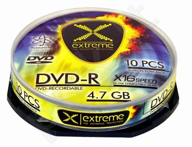 DVD-R Extreme [ cake box 10 | 4.7GB | 16x ]