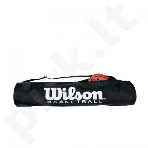 Krepšys krepšinio kamuoliui Wilson Basketball Tube WTB1810
