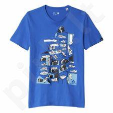 Marškinėliai Adidas Sneaker Scene M AY7209