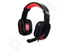 Gaming Headset TRACER Battle Heroes Xplosive Red