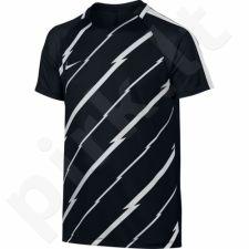 Marškinėliai futbolui Nike Dry Squad Junior 833008-010