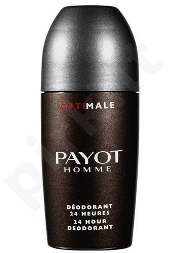 Payot Homme 24 Hour Deodorant Roll-On, 75ml, kosmetika vyrams