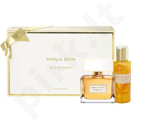 Givenchy Dahlia Divin rinkinys moterims, (EDP 75ml + 100ml kūno želė)