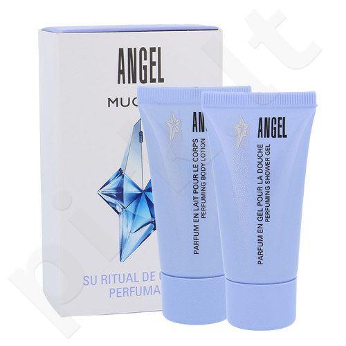 Thierry Mugler Angelis rinkinys moterims, (kūno losjonas 30 ml + dušo želė 30ml)