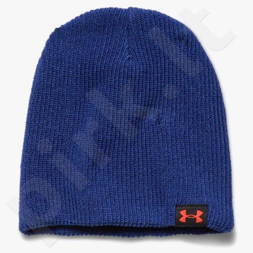 Kepurė  Under Armour Basic Rib Beanie 1248713-420