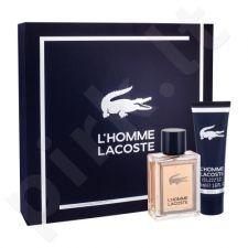 Lacoste L´Homme Lacoste rinkinys vyrams, (EDT 50 ml + dušo želė 50 ml)