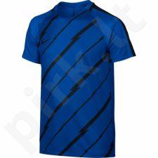 Marškinėliai futbolui Nike Dry Squad Junior 833008-452