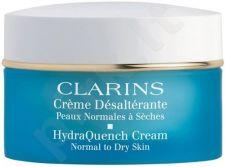 Clarins drėkinantis kremas, kosmetika moterims, 50ml, (testeris)