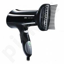 Plaukų džiovintuvas BRAUN HD 550