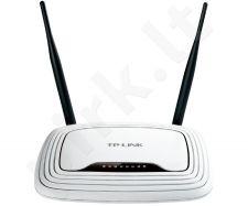 TP-Link TL-WR841N Wireless 802.11n/300Mbps 2T2R router 4xLAN, 1xWAN