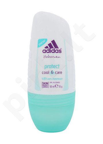 Adidas Protect, dezodorantas moterims, 50ml