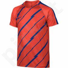 Marškinėliai futbolui Nike Dry Squad Junior 833008-852