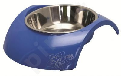 Rogz Dubenėlis Bowzl Luna small Blue 160ml
