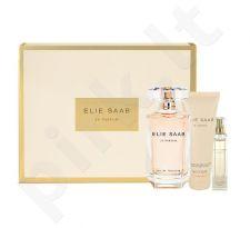 Elie Saab Le Parfum rinkinys moterims, (EDP 90ml + 10ml EDP + 75ml kūno losjonas)