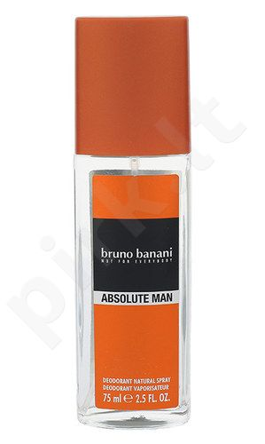 Bruno Banani Absolute Man, dezodorantas vyrams, 75ml