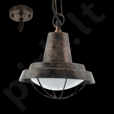 Pakabinamas šviestuvas EGLO 94837 | COLINDRES