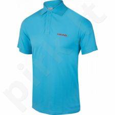Marškinėliai tenisui Head Transition Bjorn Polo Shirt M 811586-AQFL