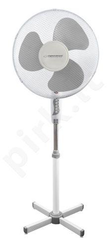 ESPERANZA EHF001WE ventiliatorius balta / pilka