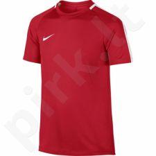 Marškinėliai futbolui Nike Dry Academy 17 Junior 832969-657