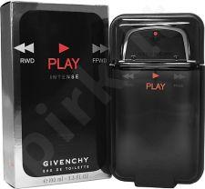 Givenchy Play Intense, tualetinis vanduo (EDT) vyrams, 100 ml