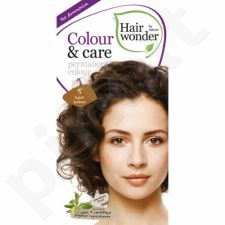 Colour & Care ilgalaikiai plaukų dažai be amoniako  Light Brown